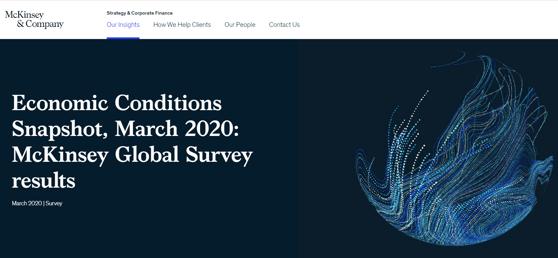 McKinsey-Economic Conditions Snapshot-March 2020