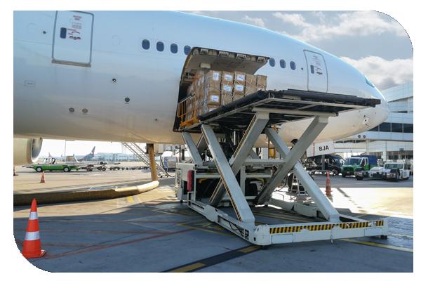 air-parcel
