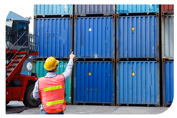 containers - LTL page